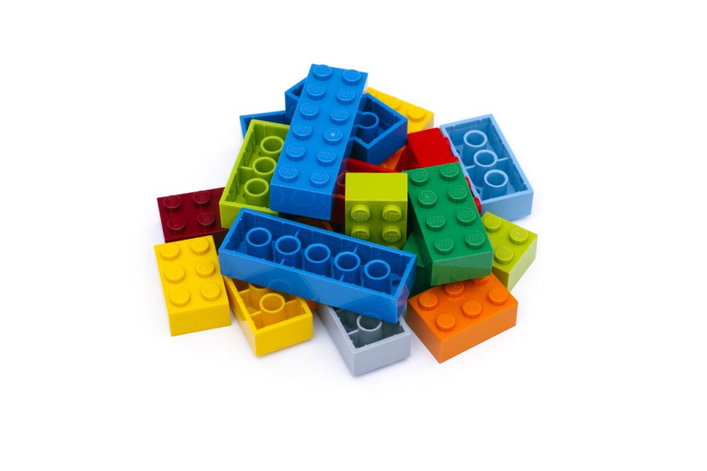 Pieces of lego - is this your data?